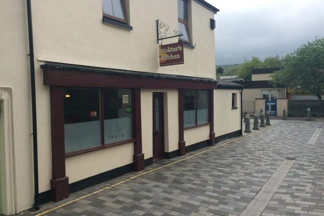 Thumbnail Restaurant/cafe for sale in Flat 2, Merthyr Tydfil