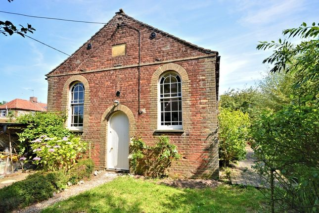 Thumbnail Detached house for sale in Walsingham Road, Burnham Thorpe, King's Lynn