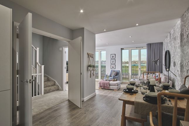 Thumbnail Semi-detached house for sale in Corys Road, Rochester