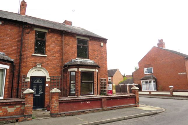 Thumbnail Terraced house to rent in Beech Street, Lincoln