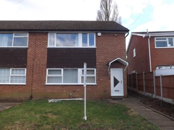 Thumbnail Maisonette for sale in Broomfields Farm Road, Solihull, West Midlands