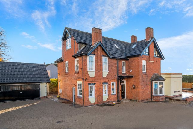 Thumbnail Detached house for sale in Dalby Road, Melton Mowbray