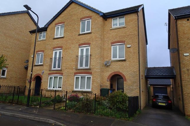 Thumbnail Semi-detached house to rent in Island Close, Broom, Rotherham