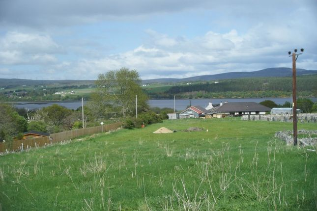 Thumbnail Land for sale in The Plot Kincardine Hill, Ardgay