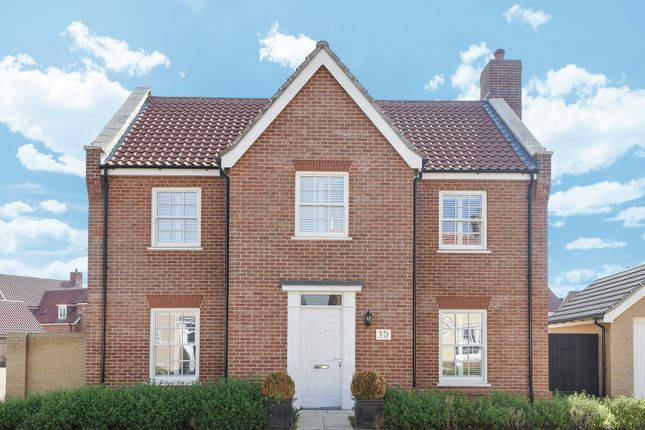 Thumbnail Detached house to rent in Stevenson Road, Wroxham, Norwich