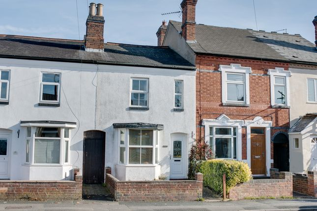 Thumbnail Terraced house for sale in Evesham Road, Crabbs Cross, Redditch