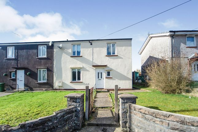 3 bed semi-detached house for sale in Tynybryn Road, Tonyrefail, Porth CF39