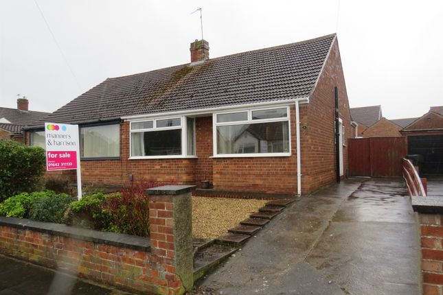 2 bed semi-detached bungalow for sale in Medbourne Gardens, Middlesbrough TS5