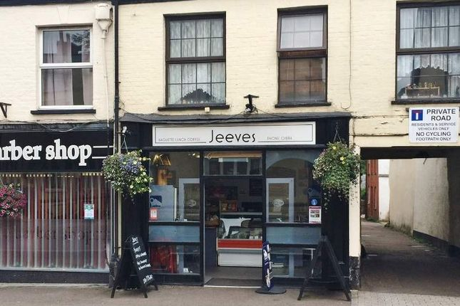 Restaurant/cafe for sale in 13 Fore Street, Cullompton