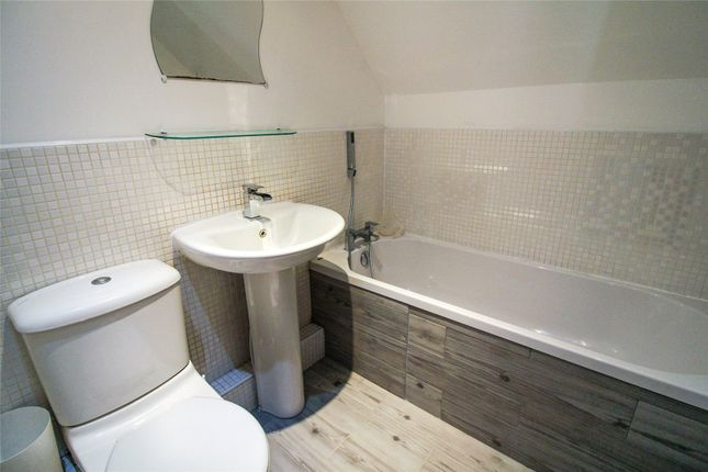 Main Bathroom of Riseholme Close, Leicester, Leicestershire LE3