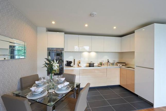 Thumbnail Flat for sale in Allerton Apartments At Kings Park, 1A St Clements Avenue, Harold Wood, Romford, Essex