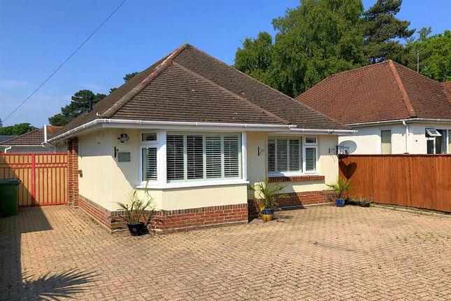 Thumbnail Detached bungalow for sale in Austin Avenue, Lilliput, Poole