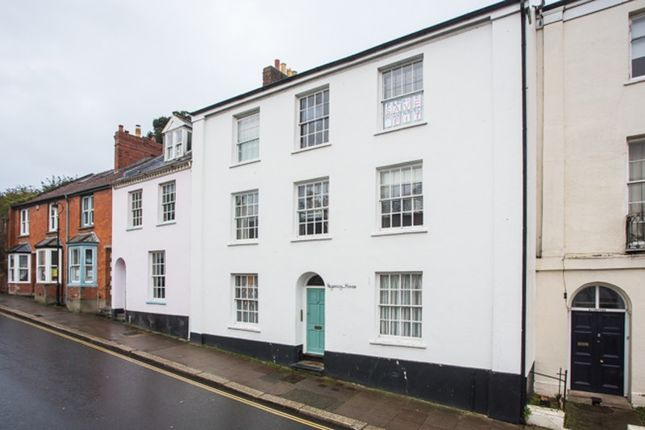 Thumbnail Maisonette for sale in Pilton Street, Barnstaple, Devon