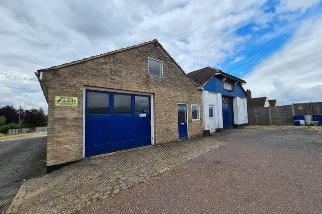 Thumbnail Detached bungalow for sale in Tuns Road, Necton, Swaffham