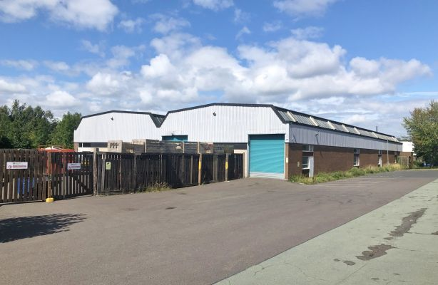 Thumbnail Warehouse for sale in Unit A, Halesfield 20, Telford, Shropshire