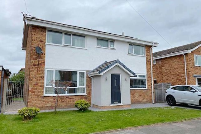 Thumbnail Detached house for sale in Patterdale Avenue, Thornton-Cleveleys