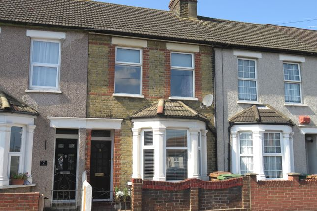 Thumbnail Terraced house for sale in Edison Road, Welling, Kent