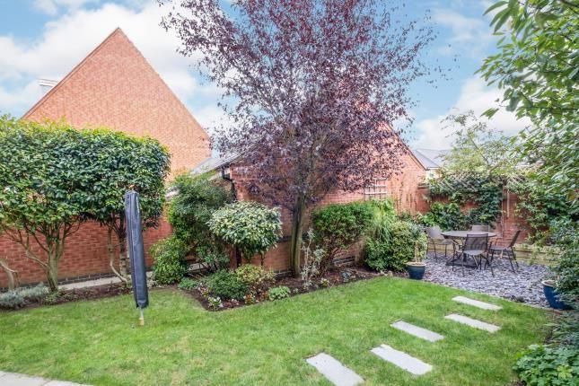 Garden of Alfred Knight Close, Duston, Northampton, Northamptonshire NN5