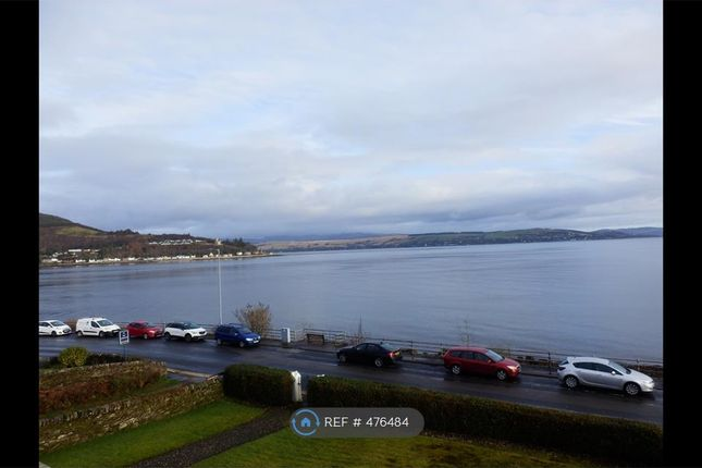Thumbnail Flat to rent in Hunter's Quay, Dunoon