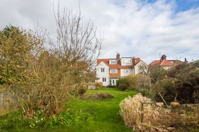 Thumbnail Semi-detached house for sale in Grantchester Road, Cambridge