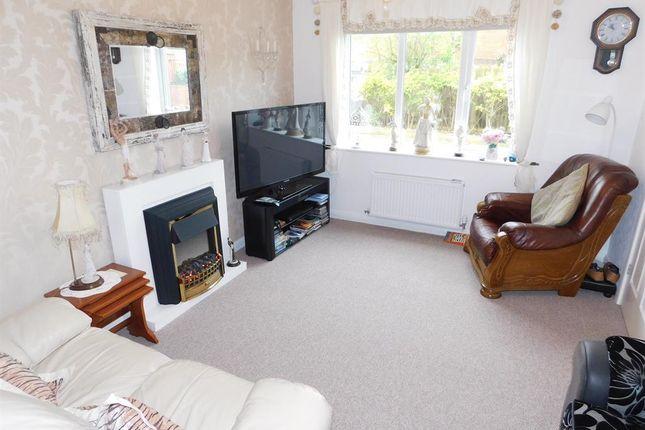 Living Room of De-La-Bere Avenue, Sutton-On-Sea, Lincolnshire. LN12