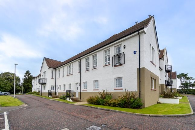 Thumbnail Flat for sale in 4 Hannah Court, St Quivox, By Ayr