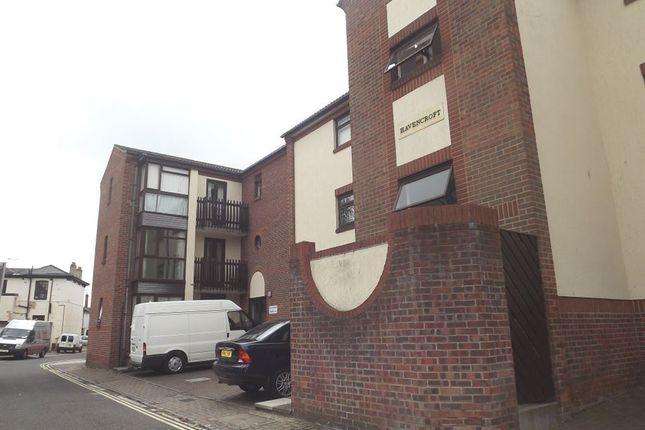 Thumbnail Flat to rent in Havencroft, Bush Street East, Southsea