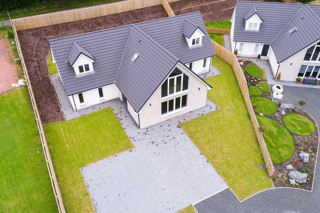 Thumbnail Detached house for sale in Bellefield Road, Lanark