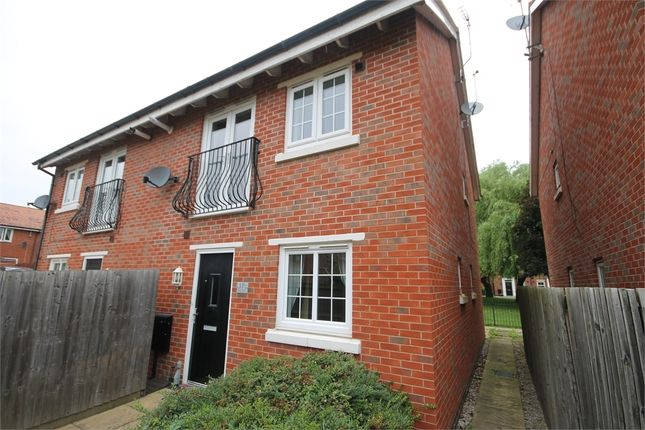 Thumbnail Property to rent in Pach Way, Fernwood, Newark, Nottinghamshire.