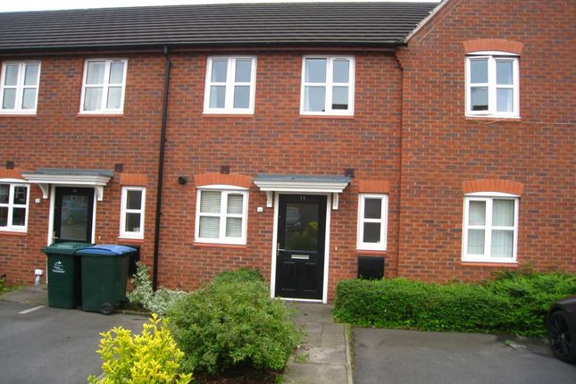 Thumbnail Terraced house for sale in Jersey Close, Stoke Village, Coventry