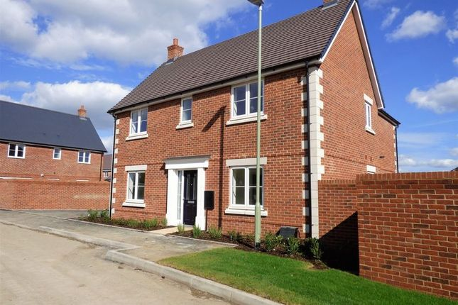 Thumbnail Detached house for sale in Tuffley Crescent, Linden, Gloucester