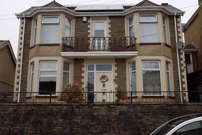 Thumbnail Detached house for sale in Cwm Cottage Road, Abertillery