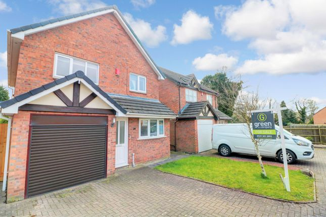 Thumbnail Detached house for sale in Cherry Lane, Sutton Coldfield