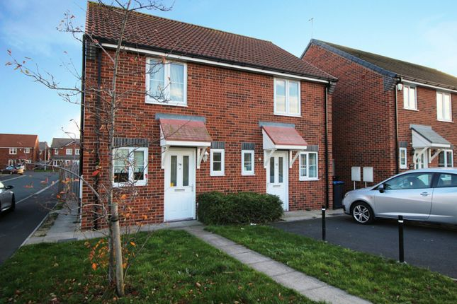 Thumbnail Semi-detached house for sale in Transporter Way, Middlesborough, Cleveland