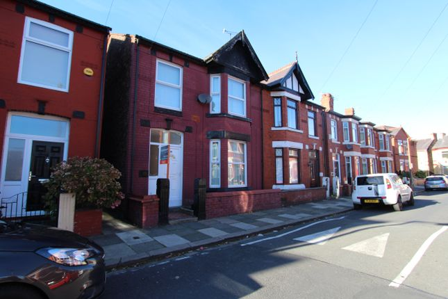 Thumbnail Semi-detached house to rent in Central Park Avenue, Wallasey