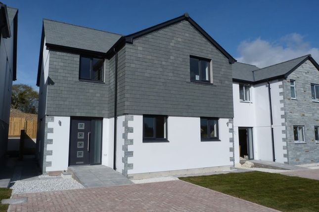 Thumbnail Detached house for sale in Culverland Road, Liskeard