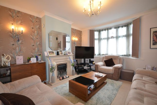 Thumbnail Semi-detached house to rent in St. Margarets Avenue, Harrow, Middlesex