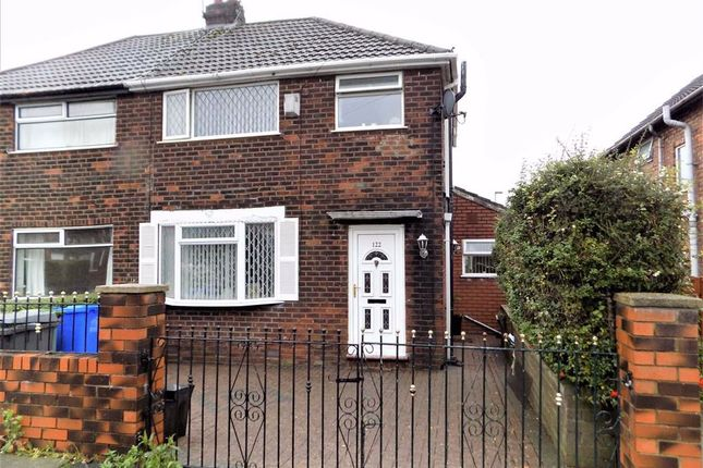 Thumbnail Semi-detached house for sale in Lewis Road, Droylsden, Manchester