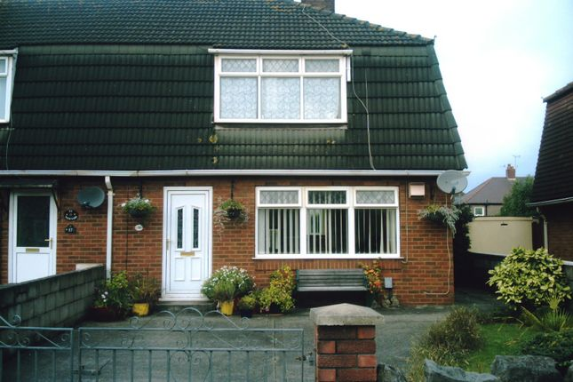 Thumbnail Semi-detached house to rent in Burns Road, Port Talbot