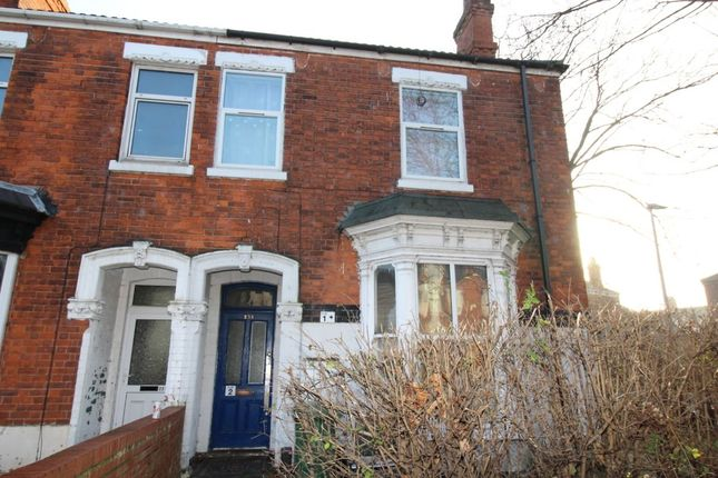 Thumbnail Flat for sale in Hainton Avenue, Grimsby
