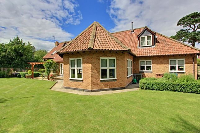 Thumbnail Detached house for sale in Church Lane, Lockington, East Yorkshire