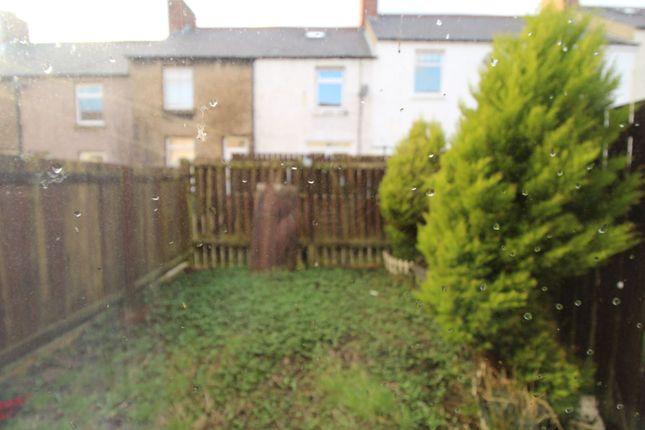 Front Garden of Ravenside Terrace, Newcastle Upon Tyne NE17