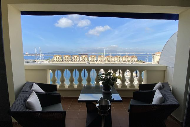 Thumbnail Apartment for sale in Ragged Staff Wharf, Gibraltar, Gibraltar