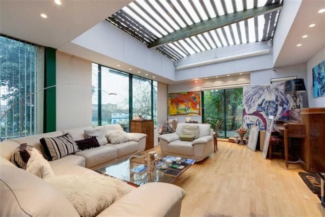 Thumbnail Detached house for sale in Crediton Hill, West Hampstead, London