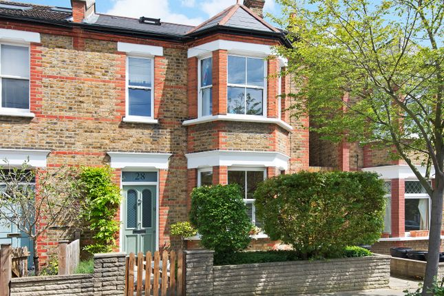 Thumbnail End terrace house for sale in Tolverne Road, London