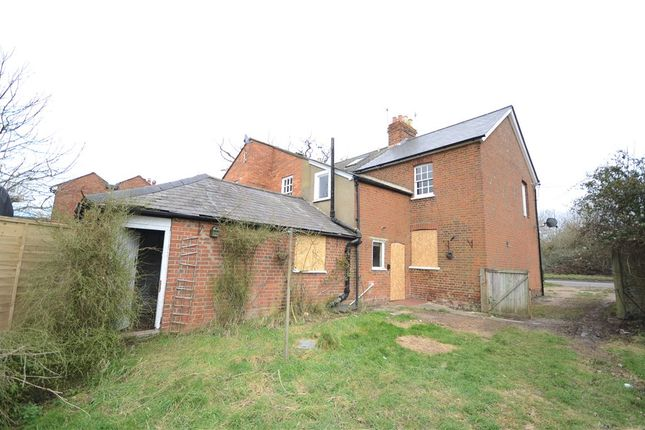 Rear Of House of Newell Cottages, Newell Green, Warfield RG42