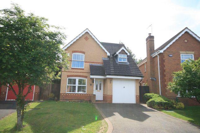Thumbnail Detached house for sale in Milton Bridge, Wootton, Northampton