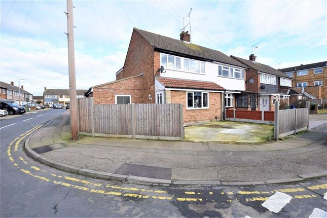 Semi-detached house for sale in Anthony Drive, Stanford-Le-Hope, Essex