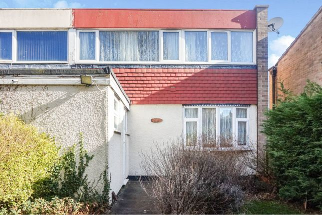 3 bed end terrace house for sale in Wingfield Close, Birmingham B37