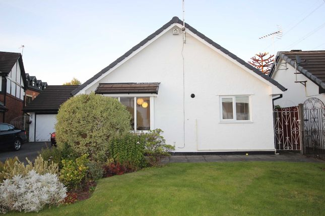 Thumbnail Detached bungalow to rent in Stirrup Gate, Worsley, Manchester